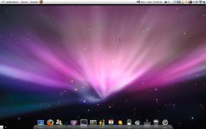 texOSX Theme Screenshot 2